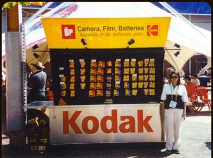 Merchandising : Kodak/Sydney Olympics