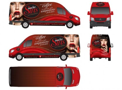 Coffee Van Design