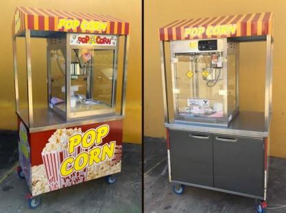 Popcorn Cart Wet'n'Wild