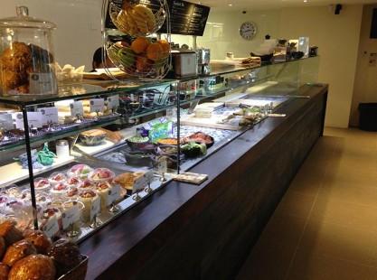 Pulse Cafe Fit Out Design