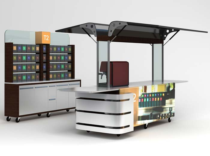 Coffee Kiosks Food Kiosks Carts Australia
