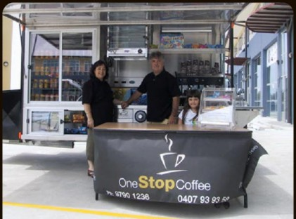 Trailer : Coffee/One Stop Coffee