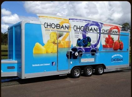 Trailer : Chobani 1