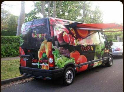 Van : Hunger Buster 1