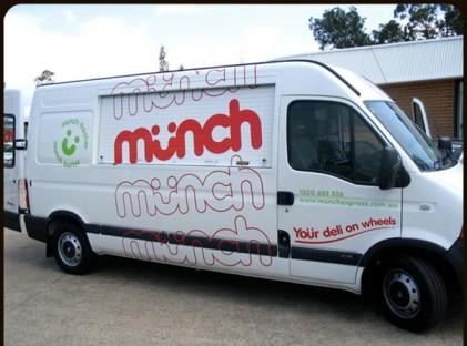 Van : Munch
