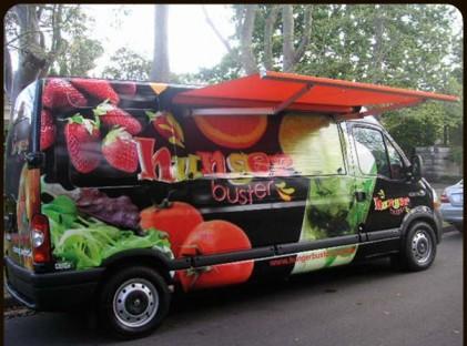 Van : Hunger Buster