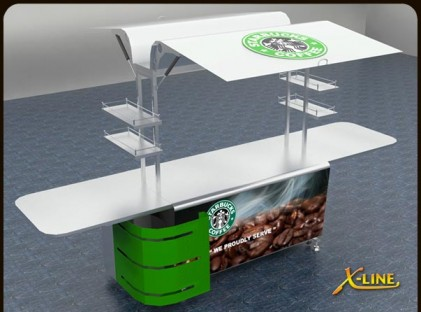 X-Line Medium/Starbucks