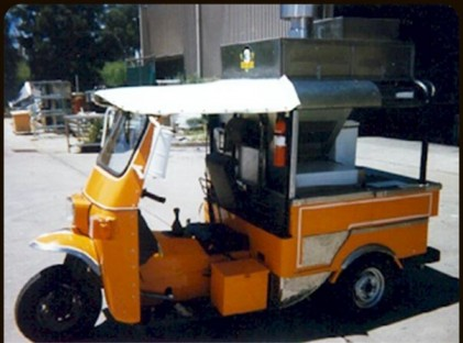 Driver :Tuk Tuk/3 Wheel Grill