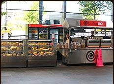 Inline Kiosks