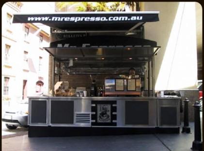 Mr Espresso Pitt Street