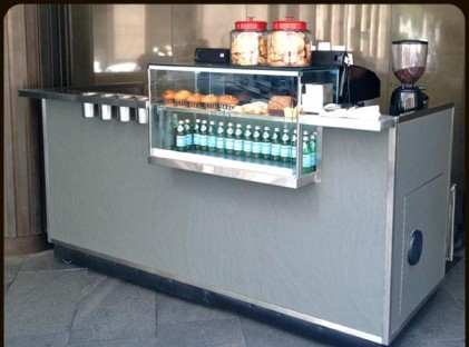 Medium Coffee Cart : Phillip Street