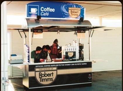 Robert Timms Olympics 2000