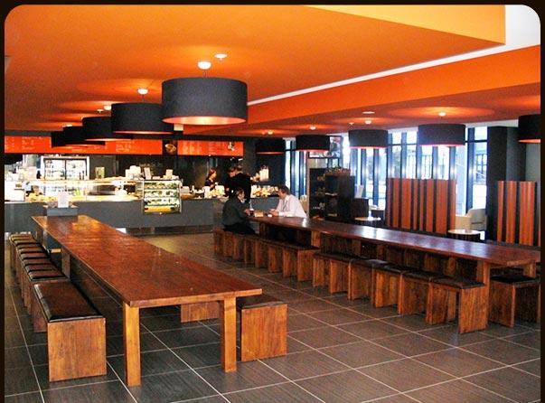 Cafe Pronto Macquarie Park