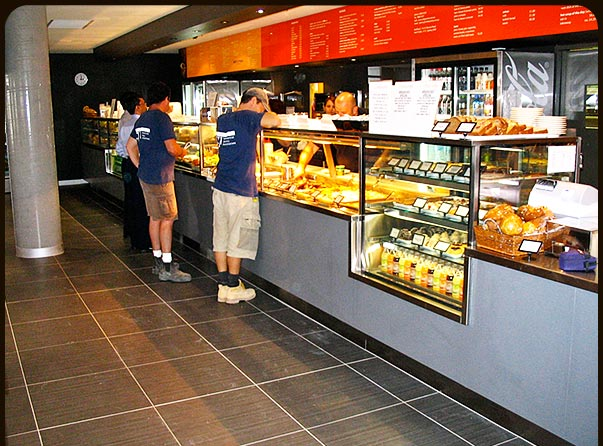 Cafe Pronto Macquarie Park