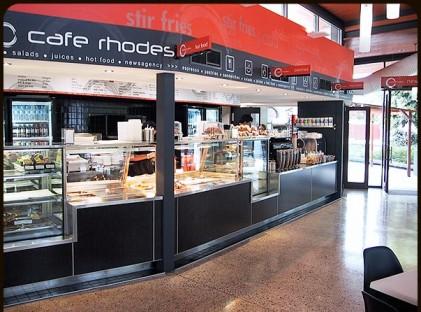 Cafe Rhodes