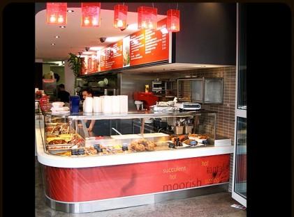 Flames Chicken Shop