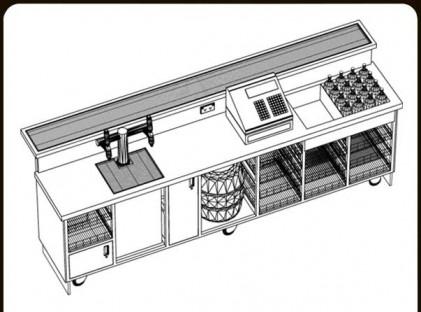 Mobile Bar : Optus 4