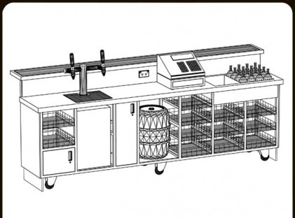 Mobile Bar : Optus 6