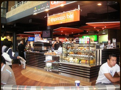NSW Uni Espresso Bar