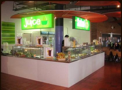 NSW Uni Juice Bar