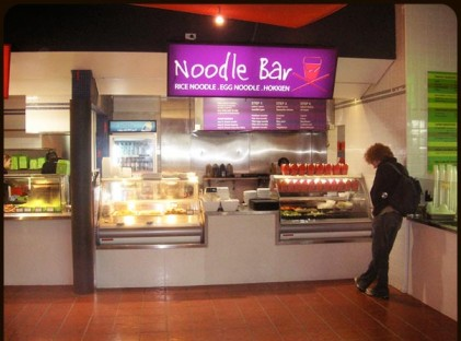 NSW Uni Noodle Bar