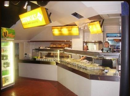 NSW Uni Sandwich Bar