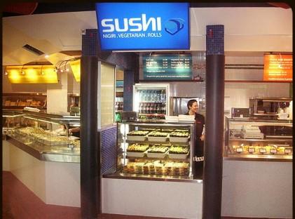 NSW Uni Sushi Bar