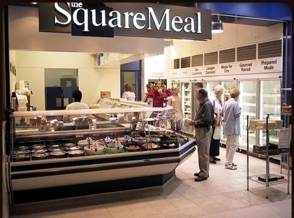 Square Meal Fridges