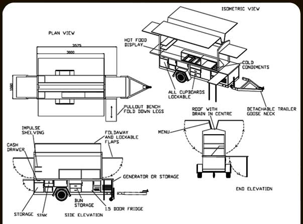 van    trailer    driver