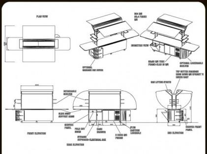 X-Line Large Cart 2