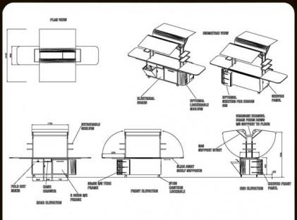 X-Line Medium Cart 2