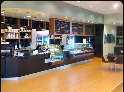 Dish Cafe : Moore Park Supa Centre