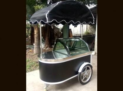 Gelato Cart A - 6 Tray