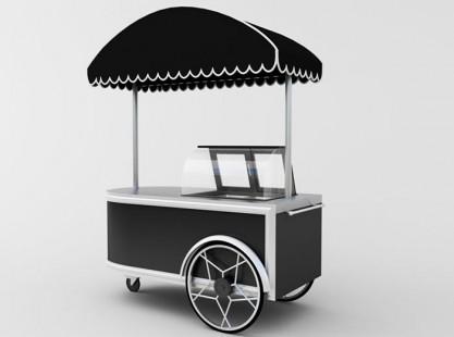Gelato Cart A Model