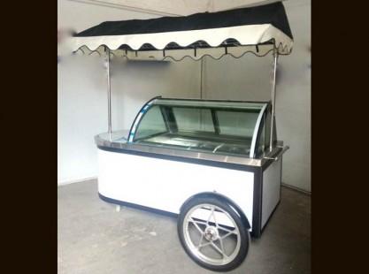 Gelato Cart B 8 Tray