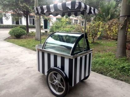 Gelato Cart F 6 Tray