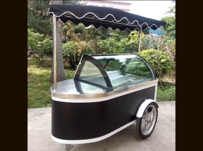Gelato Cart G 8 Tray