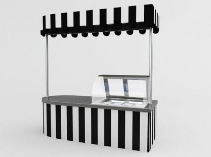 Gelato Cart Model C