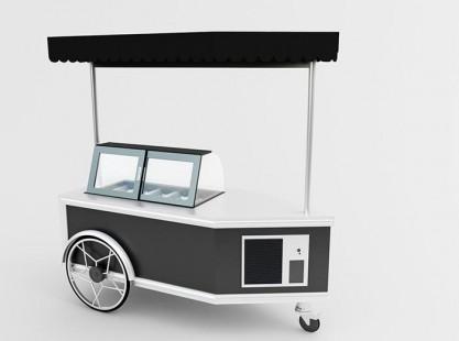 Gelato Cart Model G