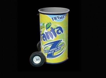 Beverage : Lemon Fanta