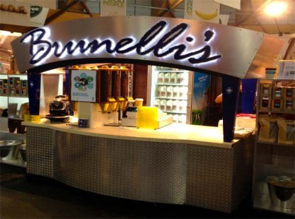 Medium Coffee Cart : Bunnelis