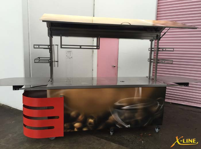 Mobile Food Carts For Sale In Australia
