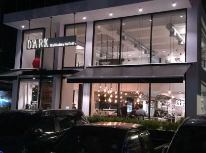Dark Espresso - Shop Front