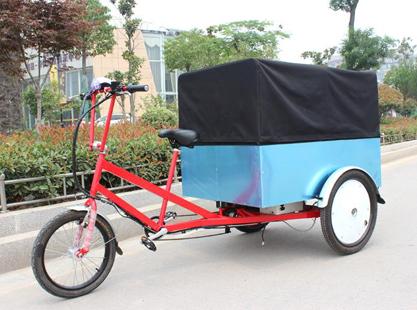 JX T05E Cargo Bike