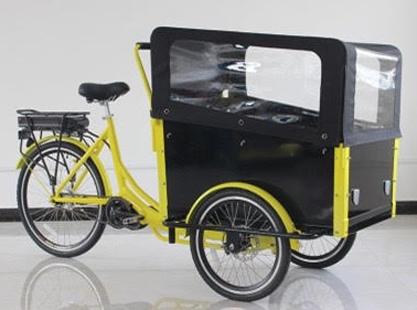Mobile Bike Units