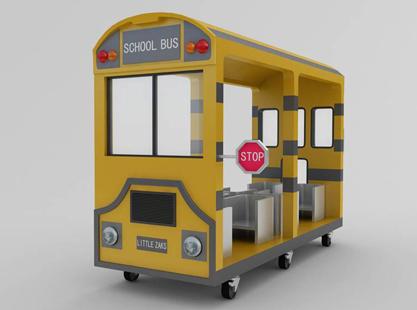 Merchandising Buses