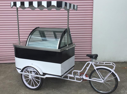 Gelato/Bike