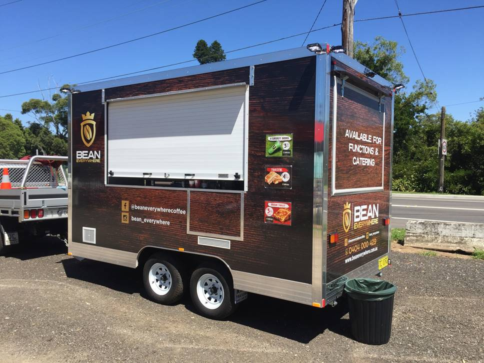 Pie Food Truck Kitchen