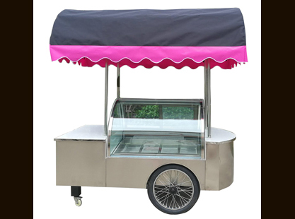 Popsicle Cart