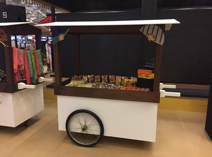 Asian Cart